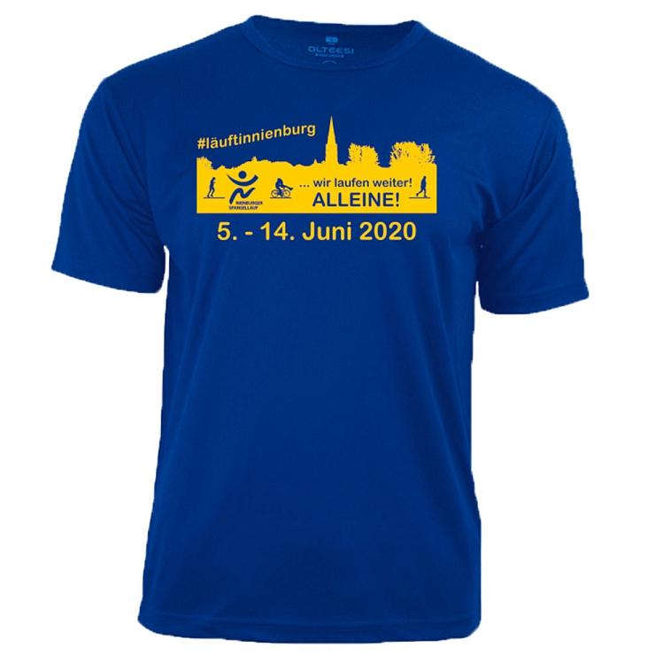 Bestellung des Shirts erfolgt über die Anmeldung©TKW Nienburg